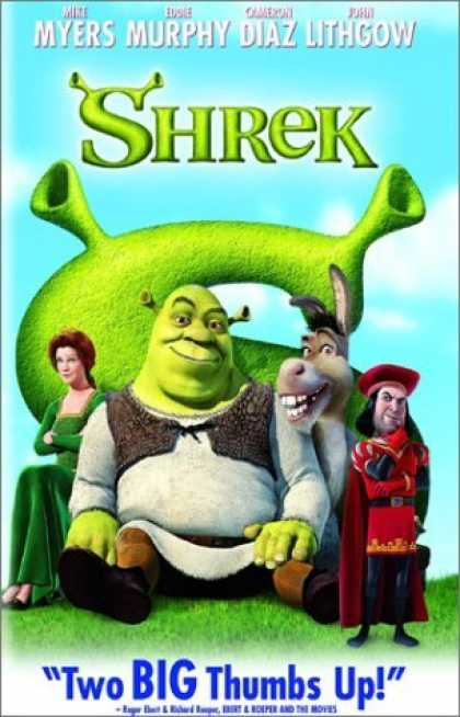 Bestselling Movies (2006) - Shrek (Two-Disc Special Edition) by Vicky Jenson