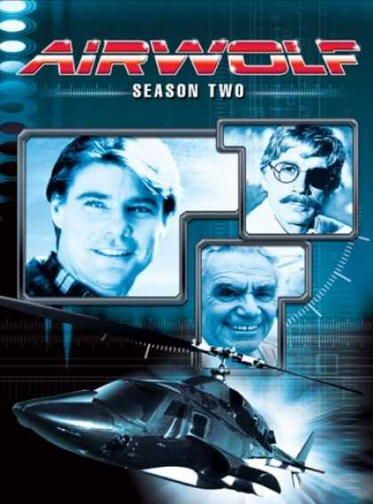 Bestselling Movies (2006) - Airwolf - Season 2 by Sutton Roley
