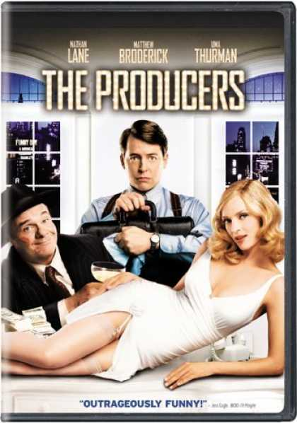 Bestselling Movies (2006) - The Producers (Widescreen Edition) by Susan Stroman