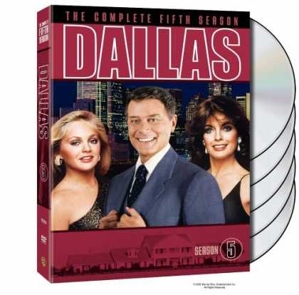 Bestselling Movies (2006) - Dallas - The Complete Fifth Season by Russ Mayberry