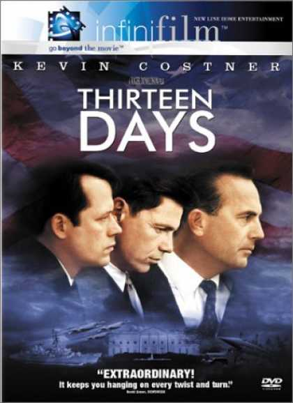 Bestselling Movies (2006) - Thirteen Days (Infinifilm Edition) by Roger Donaldson