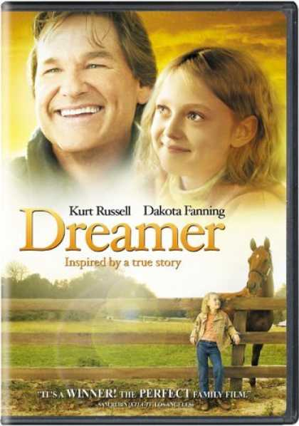 Bestselling Movies (2006) - Dreamer - Inspired by a True Story (Full Screen Edition) by John Gatins