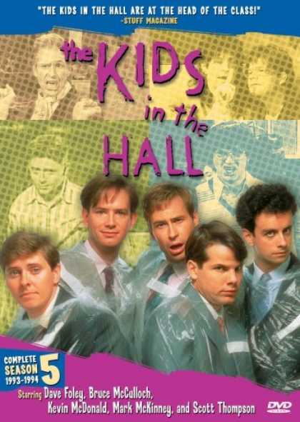 Bestselling Movies (2006) - Kids in the Hall - Complete Season 5