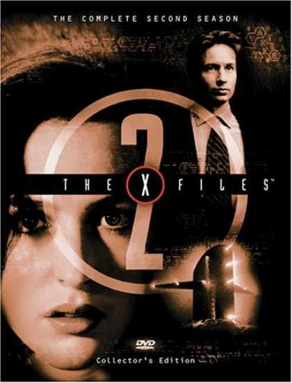 Bestselling Movies (2006) - The X-Files - The Complete Second Season (Slim Set)