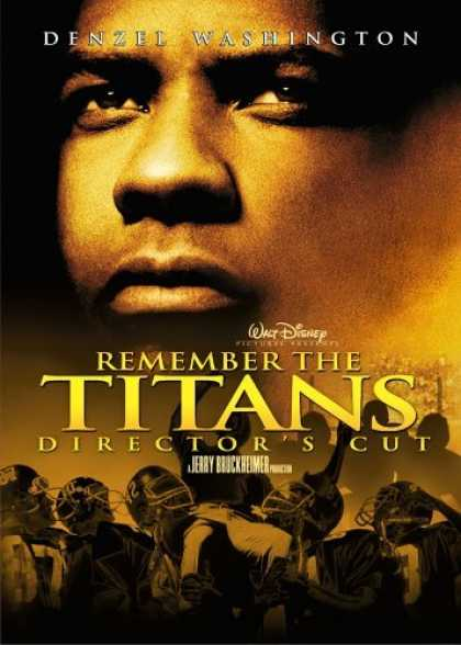Bestselling Movies (2006) - Remember the Titans (Director's Cut) by Boaz Yakin