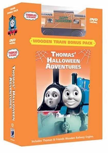 Bestselling Movies (2006) - Thomas and Friends: Thomas' Halloween Adventures