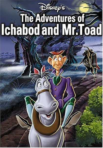 Bestselling Movies (2006) - The Adventures of Ichabod and Mr. Toad (Disney Gold Classic Collection) by James