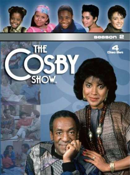 Bestselling Movies (2006) - The Cosby Show - Season 2