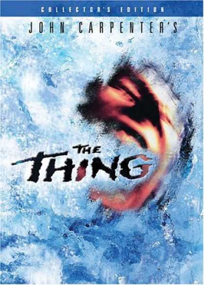 Bestselling Movies (2006) - The Thing (Collector's Edition)