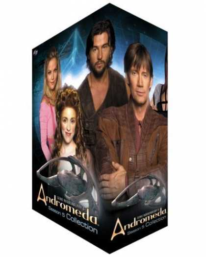 Bestselling Movies (2006) - Andromeda - Season 5 Collection by Philip David Segal