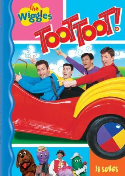 Bestselling Movies (2006) - The Wiggles - Toot Toot!