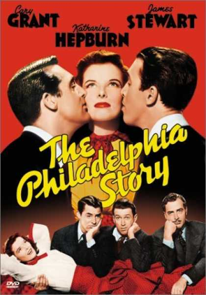 Bestselling Movies (2006) - The Philadelphia Story by George Cukor