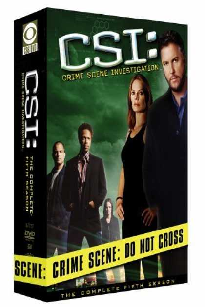 Bestselling Movies (2006) - C.S.I. Crime Scene Investigation - The Complete Fifth Season