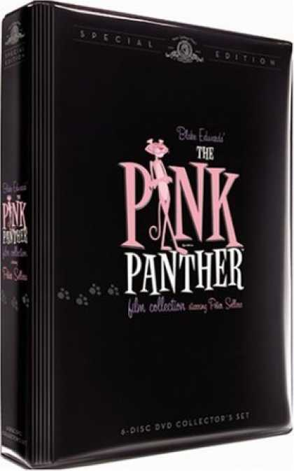 Bestselling Movies (2006) - The Pink Panther Film Collection (The Pink Panther / A Shot in the Dark / Strike