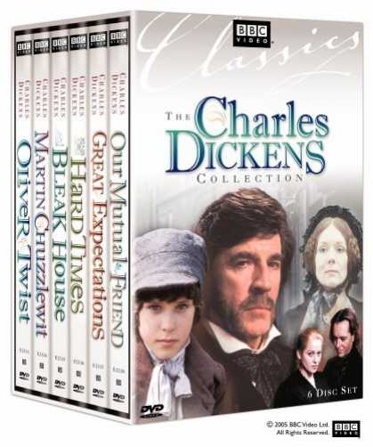 Bestselling Movies (2006) - The Charles Dickens Collection (Oliver Twist / Martin Chuzzlewit / Bleak House /