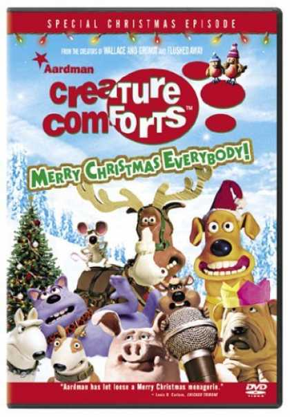 Bestselling Movies (2006) - Creature Comforts - Merry Christmas Everybody by Nick Park