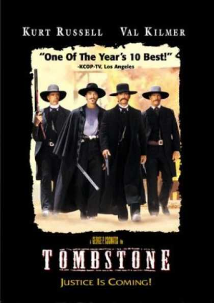 Bestselling Movies (2006) - Tombstone by George P. Cosmatos