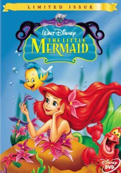 Bestselling Movies (2006) - The Little Mermaid (Limited Issue) by John Musker
