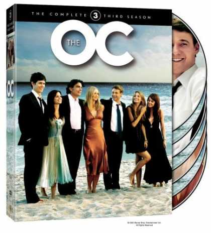 Bestselling Movies (2006) - The O.C. - The Complete Third Season