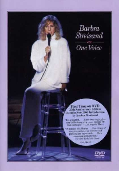 Bestselling Movies (2006) - Barbra Streisand - One Voice