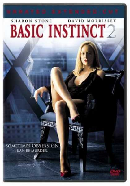 Bestselling Movies (2006) - Basic Instinct 2 (Unrated, Extended Cut) by Michael Caton-Jones