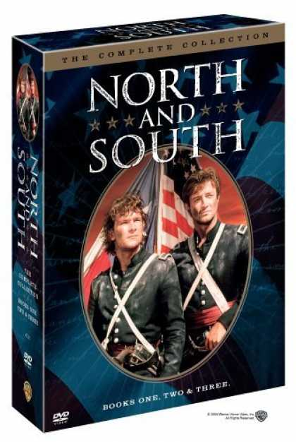 Bestselling Movies (2006) - North and South - The Complete Collection by Richard T. Heffron
