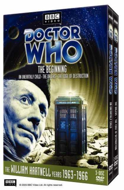 Bestselling Movies (2006) - Doctor Who - The Beginning Collection