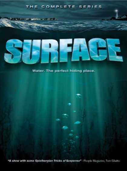 Bestselling Movies (2006) - Surface - The Complete Series by F�lix Enríquez Alcalá