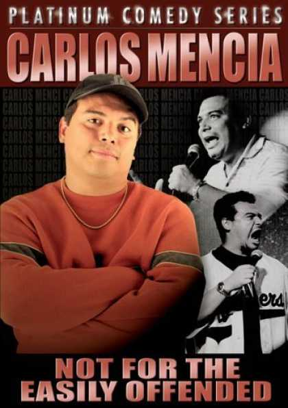 Bestselling Movies (2006) - Carlos Mencia: Not for the Easily Offended