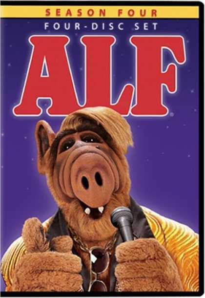 Bestselling Movies (2006) - ALF: Season 4 by Peter Bonerz
