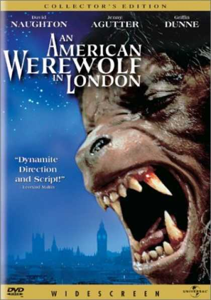 Bestselling Movies (2006) - An American Werewolf in London