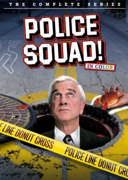 Bestselling Movies (2006) - Police Squad! The Complete Series by Joe Dante