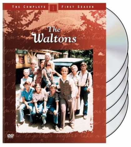 Bestselling Movies (2006) - The Waltons - The Complete First Season by Harry Harris