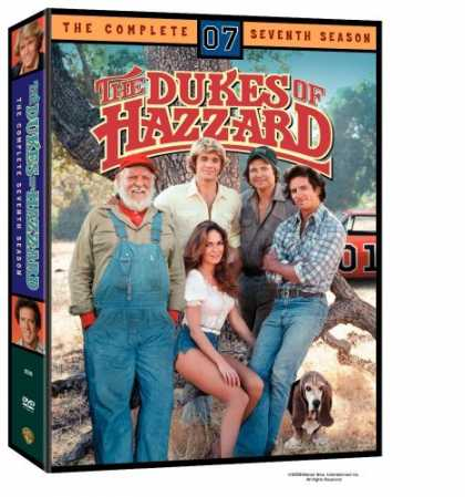 Bestselling Movies (2006) - The Dukes of Hazzard - The Complete Seventh Season by George Bowers