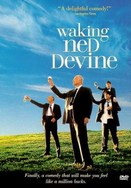 Bestselling Movies (2006) - Waking Ned Devine by Kirk Jones (III)