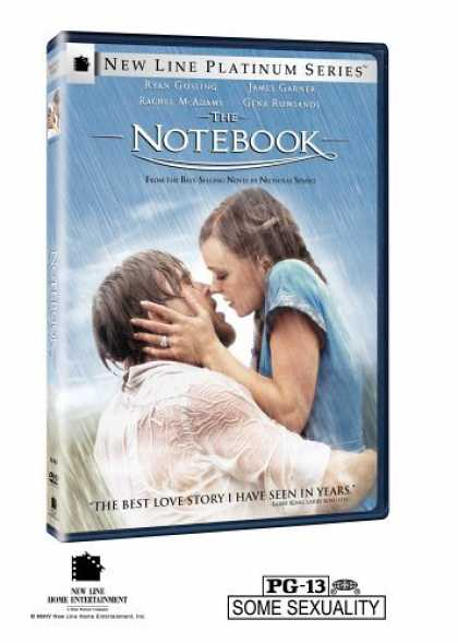 Bestselling Movies (2006) - The Notebook (New Line Platinum Series) by Nick Cassavetes