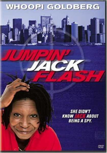 Bestselling Movies (2006) - Jumpin' Jack Flash by Penny Marshall