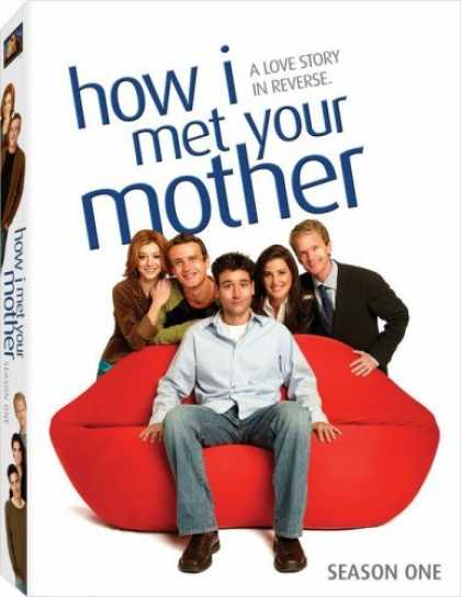 Bestselling Movies (2006) - How I Met Your Mother: Season 1