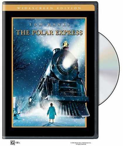 Bestselling Movies (2006) - The Polar Express (Single-Disc Widescreen Edition) by Robert Zemeckis
