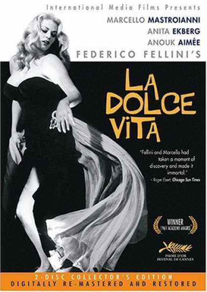 Bestselling Movies (2006) - La Dolce Vita (2-Disc Collector's Edition) by Federico Fellini