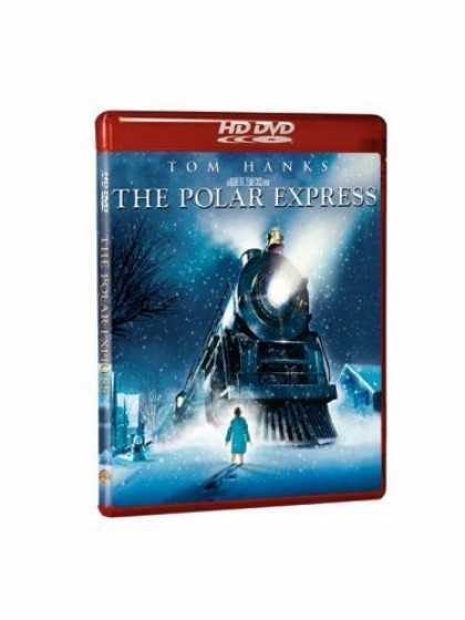 Bestselling Movies (2006) - The Polar Express [HD DVD]