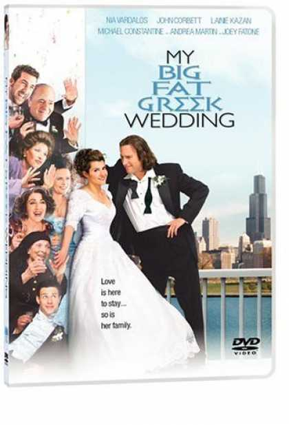 Bestselling Movies (2006) - My Big Fat Greek Wedding by Joel Zwick