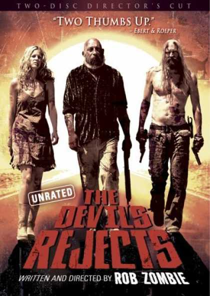 Bestselling Movies (2006) - The Devil's Rejects (Unrated Widescreen Edition) by Rob Zombie
