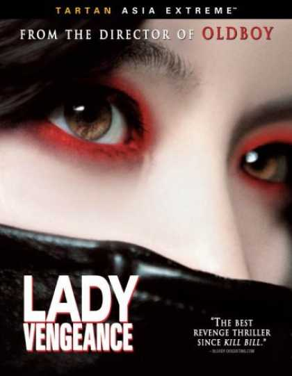 Bestselling Movies (2006) - Lady Vengeance by Chan-wook Park