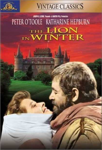 The Lion in Winter Movie
