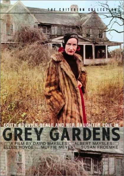 Bestselling Movies (2006) - Grey Gardens - Criterion Collection by Albert Maysles