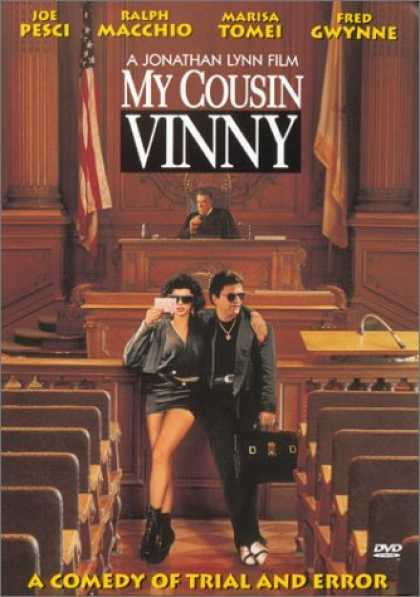Bestselling Movies (2006) - My Cousin Vinny by Jonathan Lynn