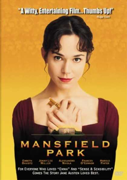 Bestselling Movies (2006) - Mansfield Park by Patricia Rozema