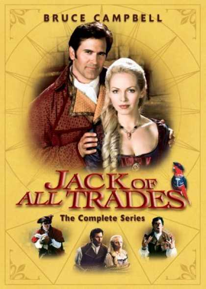 Bestselling Movies (2006) - Jack of All Trades - The Complete Series by Eric Gruendemann
