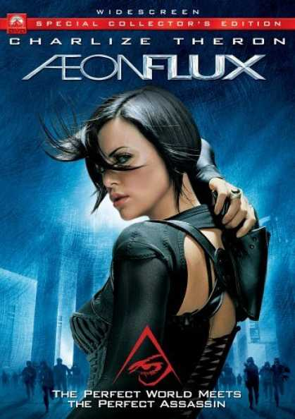Bestselling Movies (2006) - Aeon Flux (Widescreen Special Collector's Edition) by Karyn Kusama